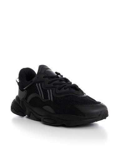 Tonny Black Siyah Unısex Spor Ayakkabı Tb248  Siyah
